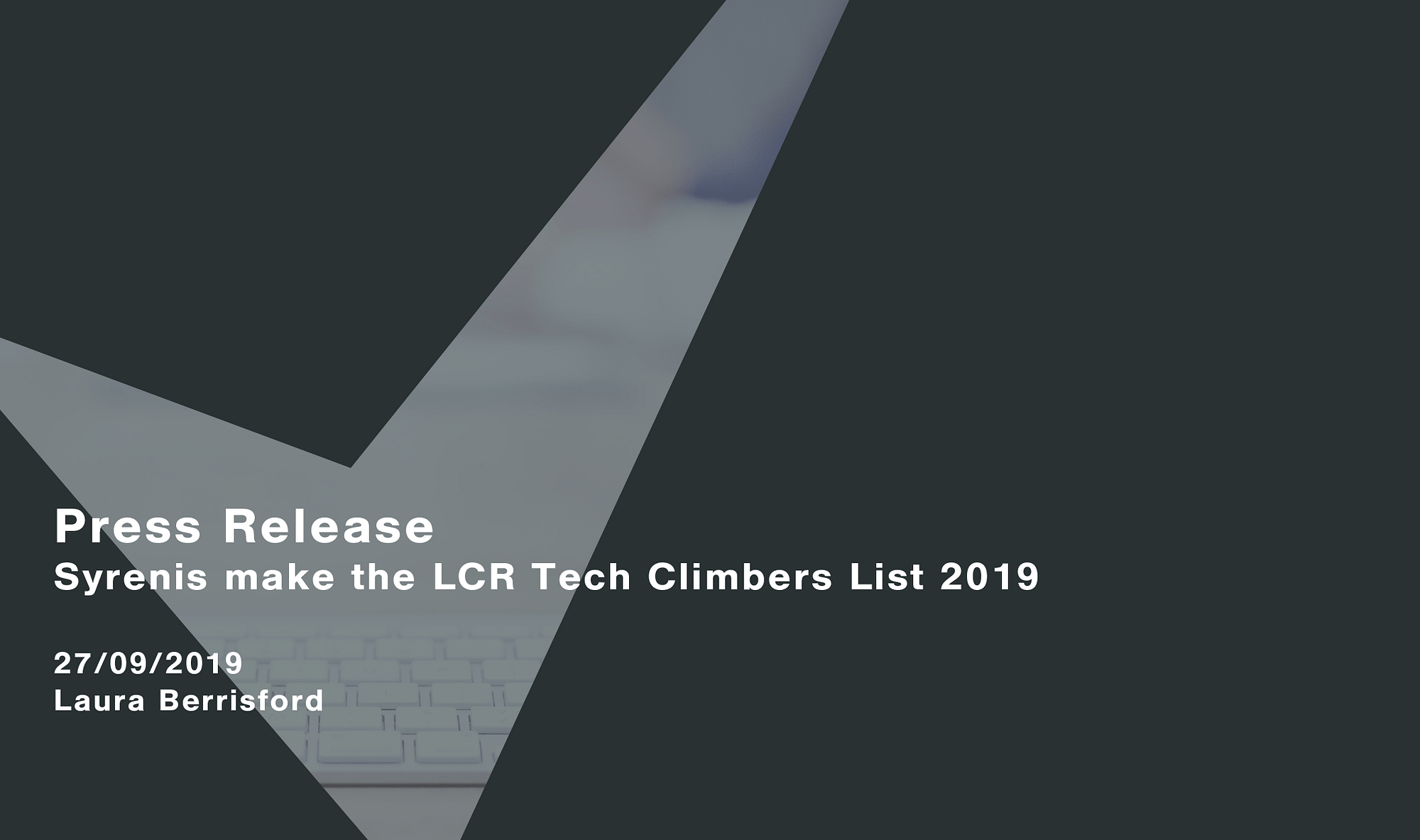 Syrenis-make-the-LCR-Tech-Climbers-List-2019