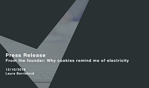 From-the-founder-Why-cookies-remind-me-of-electricity