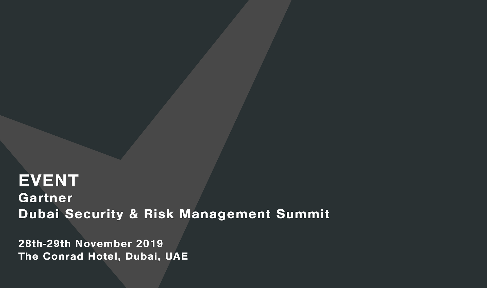 Gartner-Security-Risk-Summit