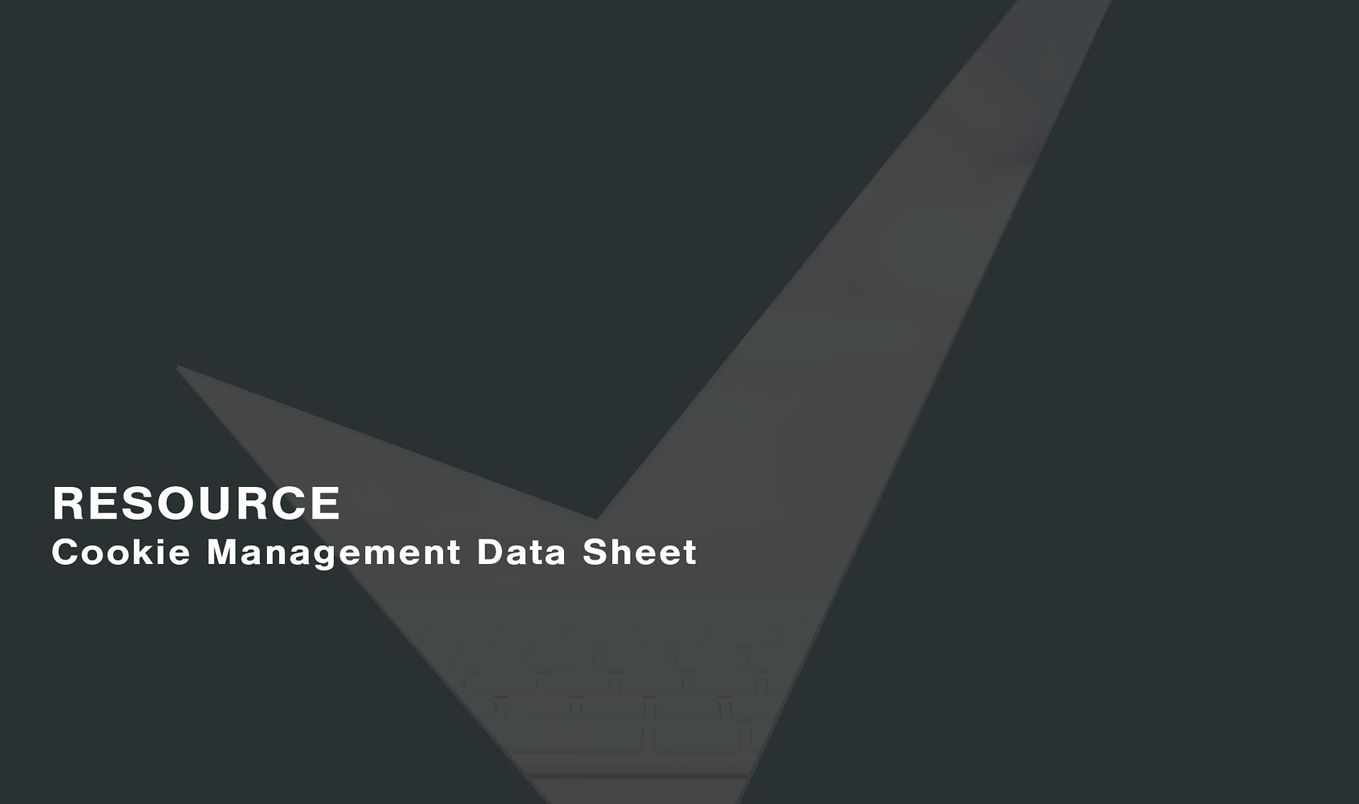 Cookie-Management-Data-Sheet