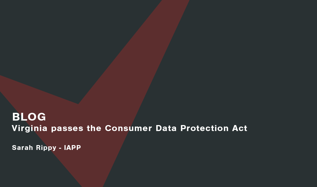 Virginia-passes-the-Consumer-Data-Protection-Act